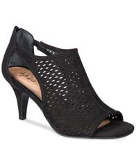 Image of Style & Co Haddiee Ankle Shooties, Created for Macy's