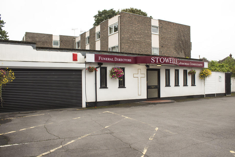 Stowells Funeral Directors in Worting Road, Basingstoke
