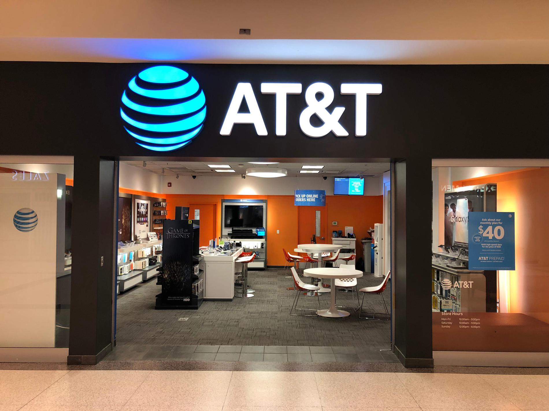 AT&T Store - Fargo Mall - Fargo, ND