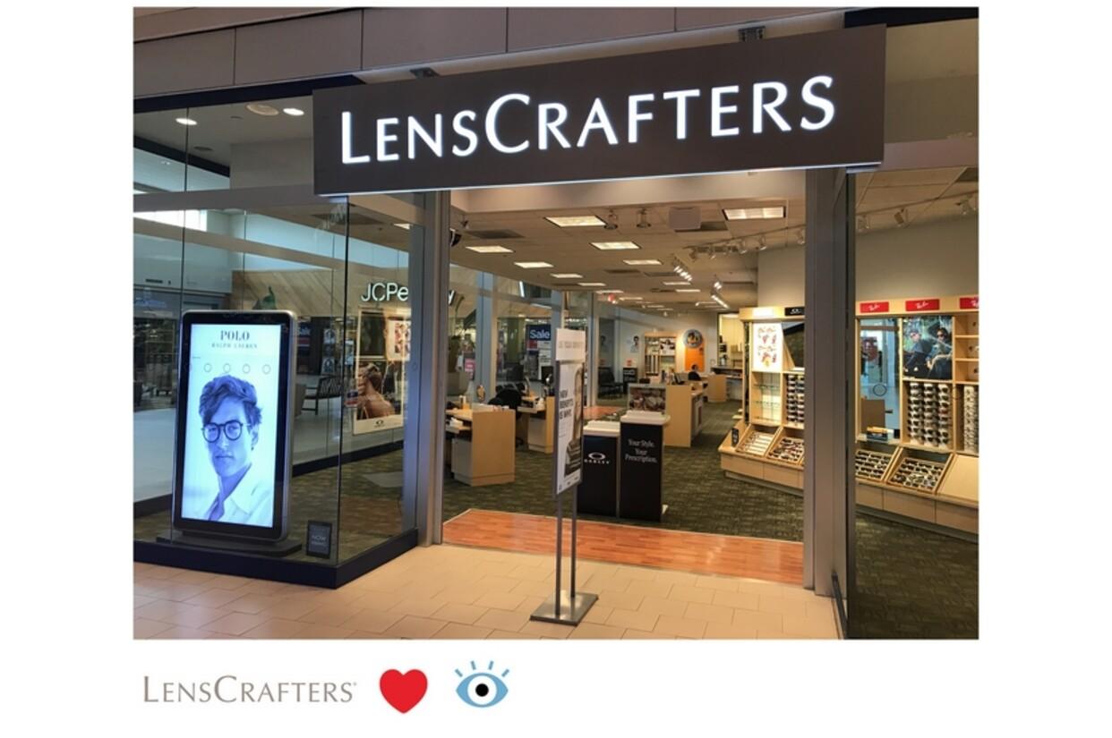 Lenscrafters In Valley Stream Ny 260 West Sunrise Hwy Eyewear Eye Exams