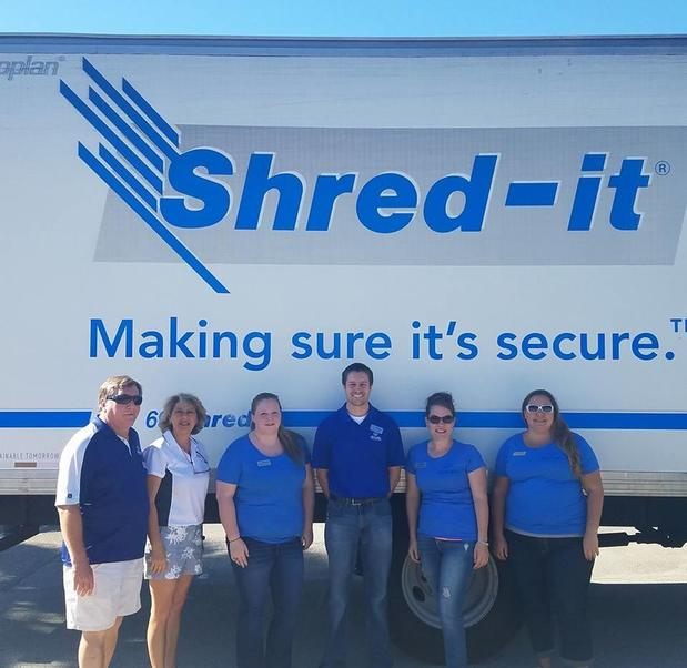 Bryan Coday - Customer Appreciation Shred-it® Event