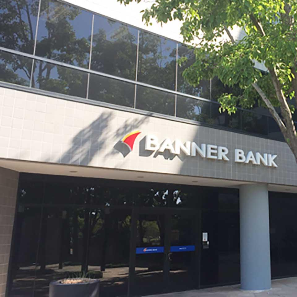 Banner Bank Howe Street branch in Sacramento, California