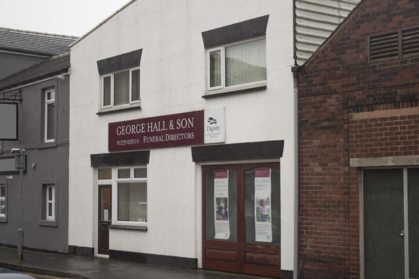 George Hall Son Funeral Directors In Barrow In Furness Dignity
