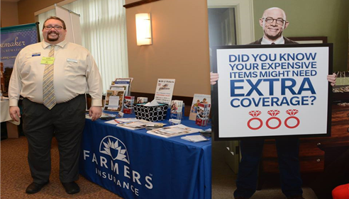 2014 Cuyahoga Falls Chamber of Commerce Community Expo