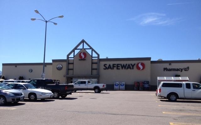 Safeway Store Front Picture at 146 South Shore Route in Polson MT