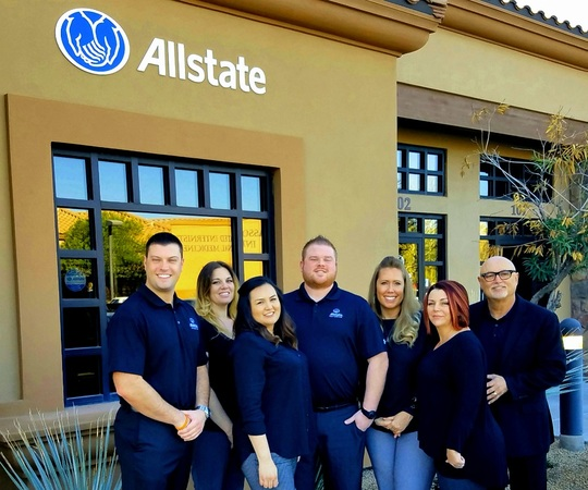 Allstate Motorcycle Insurance >> Allstate | Car Insurance in Phoenix, AZ - The Russ George Agency