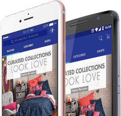 Bed Bath & Beyond mobile app on the App Store and Google Play