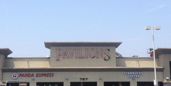 Pavilions Vine St Store Photo