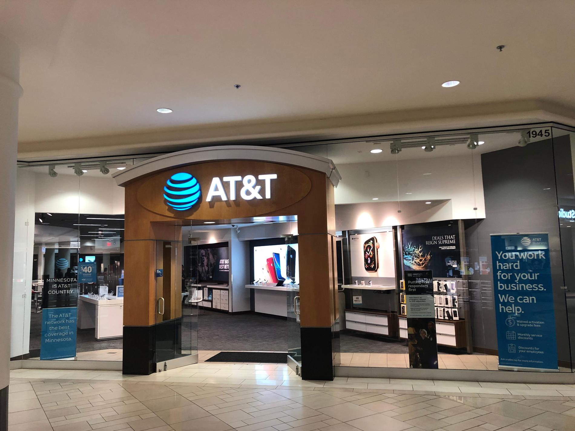 AT&T Store - Southdale Center Mall - Edina, MN