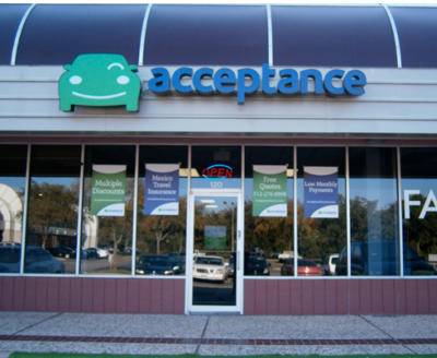 Acceptance Insurance - Airport Blvd