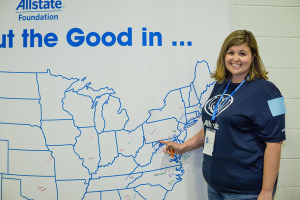 Amber Ritchie - Allstate Leaders Forum