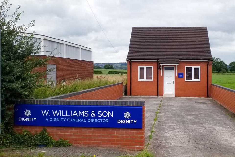 W. Williams & Son Funeral Directors in Tarvin, Chester