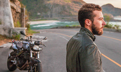 Get on the Open Road with Farmers® Motorcycle Insurance