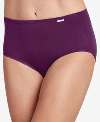 Image of Jockey Elance Supersoft Brief 2161, Created for Macy's, also available in extended sizes
