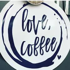 Love, Coffee
