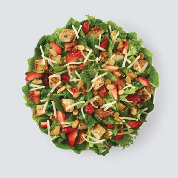 Wendy's Summer Strawberry Salad