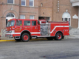 Hamilton Volunteer Fire Department