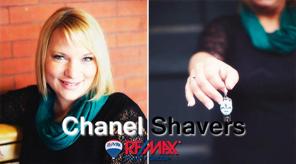 Chanel Shavers with Re/Max