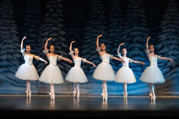 "Placer Theatre Ballet presents ""The Nutcracker"""