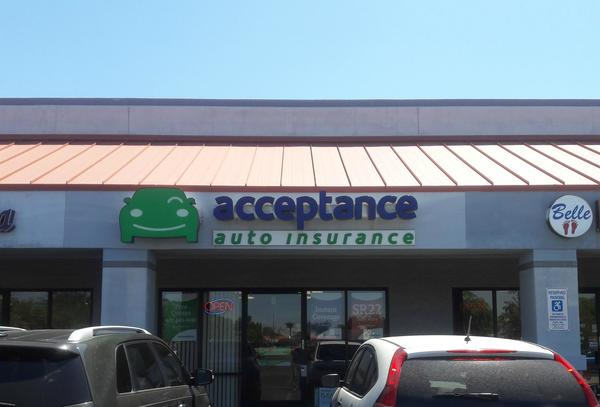 Acceptance Insurance - West Bell Road