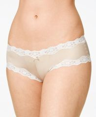 Image of Maidenform Scalloped Lace Hipster 40823