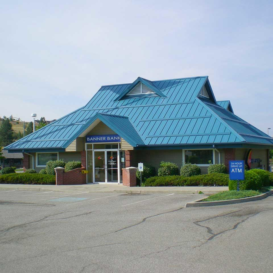 Banner Bank branch in Liberty Lake, Washington