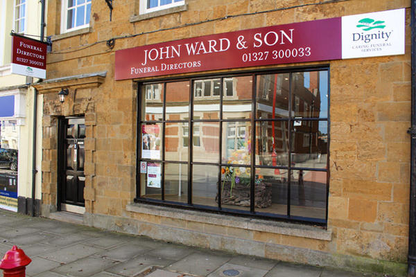 John Ward & Son Funeral Directors in Daventry