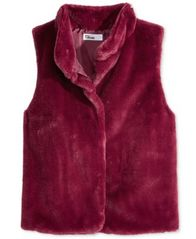 Image of Epic Threads Faux Fur Vest, Big Girls (7-16), Created for Macy's