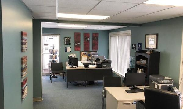 Interior of the Northville Office