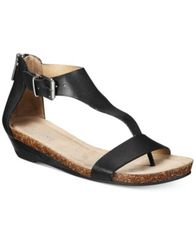 Image of Kenneth Cole Reaction Great Gal Wedge Sandals
