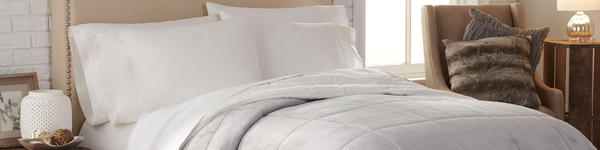 Quality bed covers, blankets, throws, pillows and luxury sheets