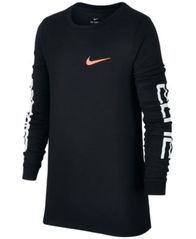 Image of Nike Dri-FIT Elite Basketball T-Shirt, Big Boys