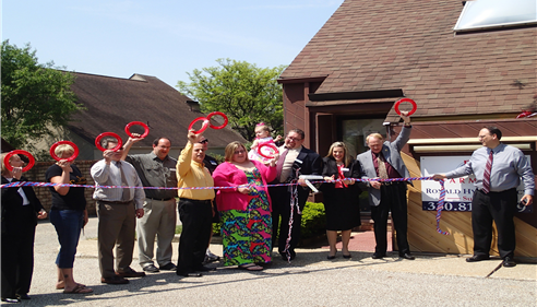 Grand Opening of my new office in Cuy Falls. May 17, 2013. Thank you all!