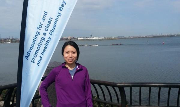 Flushing Bay Clean Up
