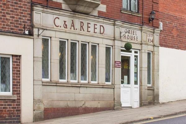 C & A Reed Funeral Directors, Oriel House in Sheffield