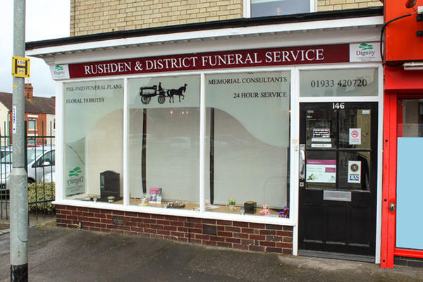 Rushden & District Funeral Directors in Rushden