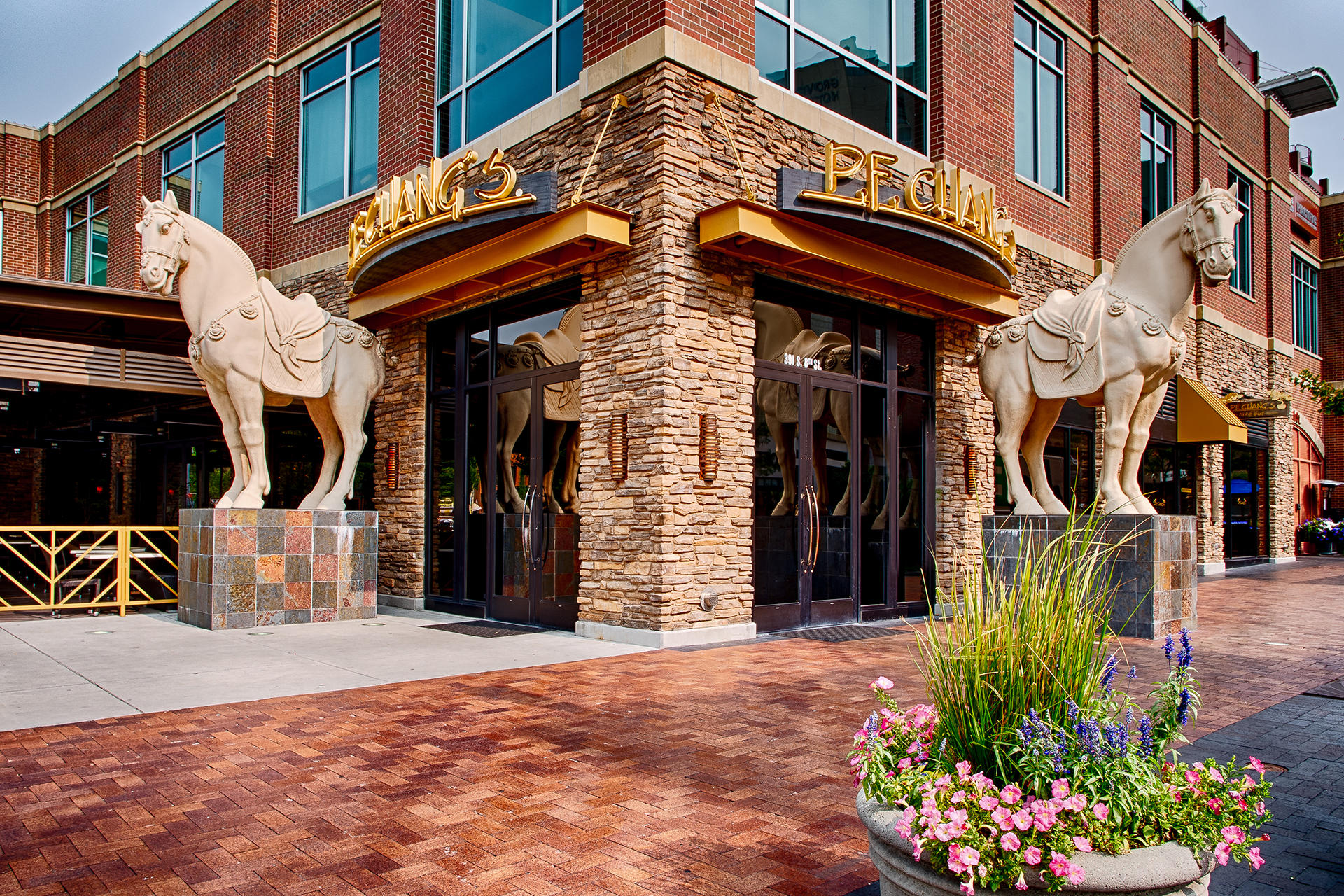 P F Chang S In 391 8th St Boise Id Asian American Sushi Catering