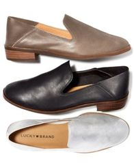 Image of Lucky Brand Cahill Deconstructed Flats