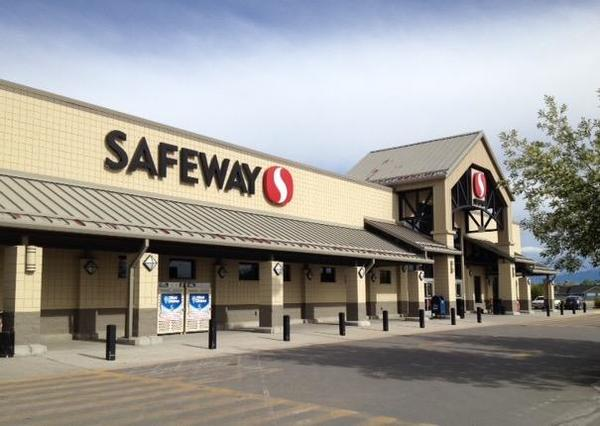 Safeway Store Front Picture at 570 N Montana St in Dillon MT