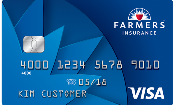 Farmers® Rewards Visa® Cards