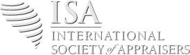 Charles Keller with the International Society of Appraisers