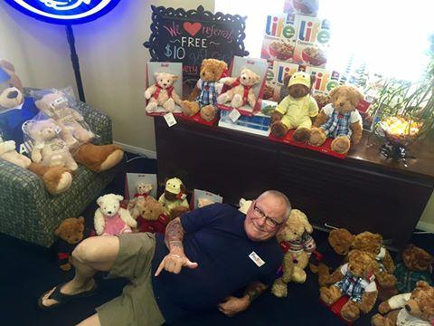 Debbie Gault - Allstate Teddy Bear Drive To Supports Students!