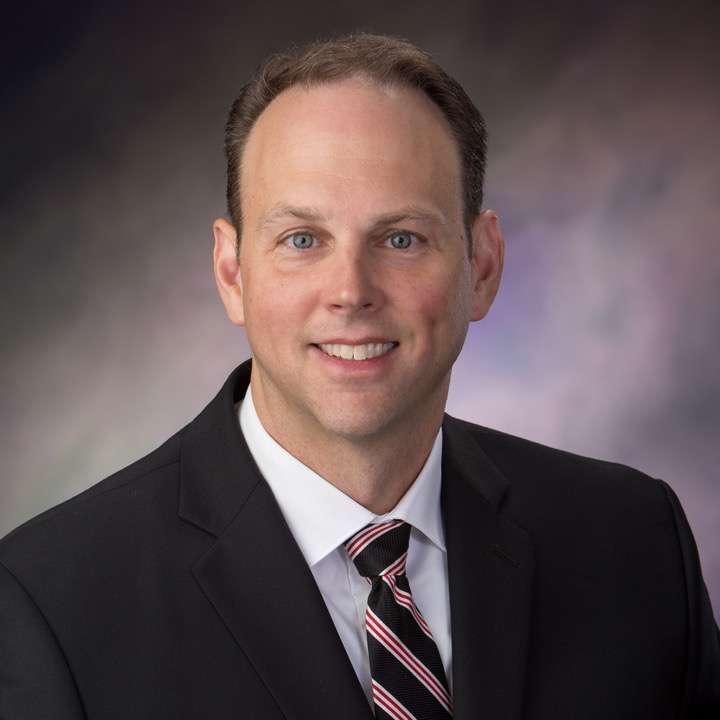 Photo of Bradley J. Archer, M.D., RPh, FACP