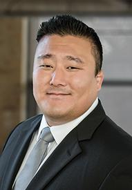 Jon Kim Loan officer headshot