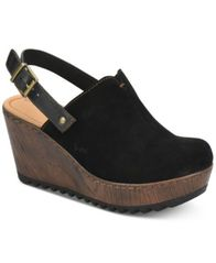 Image of b.o.c. May Slingback Clogs