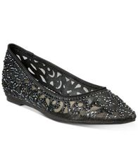 Image of Charter Club Tonina Pointed-Toe Flats, Created for Macy's