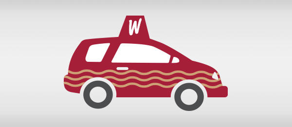 Get Wendy's Bacon Delivered through DoorDash