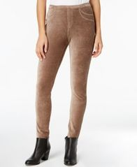 Image of Style & Co Corduroy Leggings, Created for Macy's