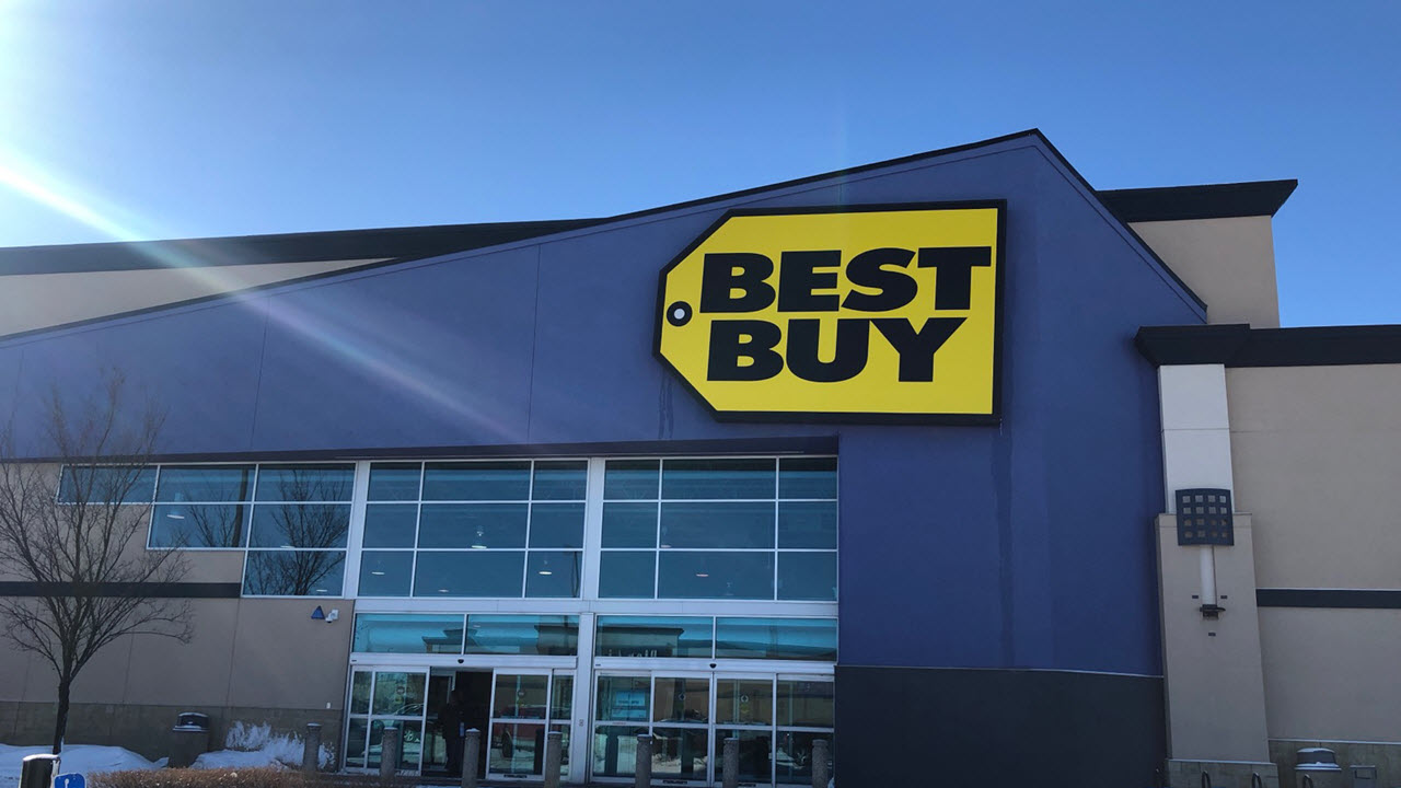 Best Buy Sunridge Power Center