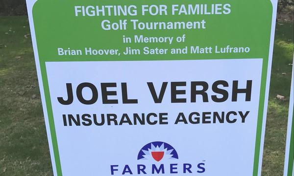 Joel Versh Agency Sign
